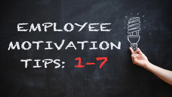 Employee Motivation Tips