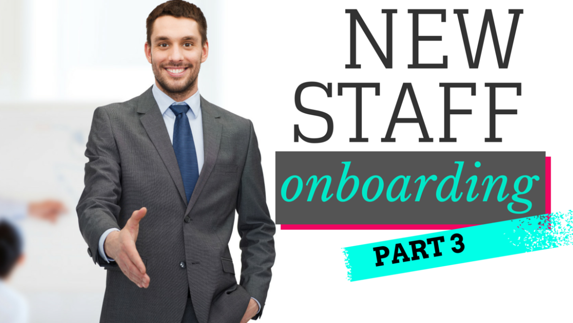 New Hire onboarding process